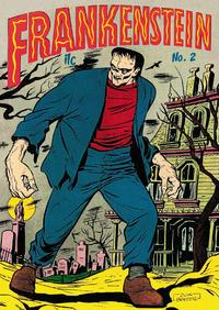 Cover Thumbnail for Frankenstein (ilovecomics, 2021 series) #2
