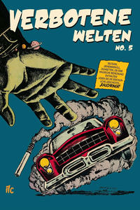 Cover Thumbnail for Verbotene Welten (ilovecomics, 2019 series) #5