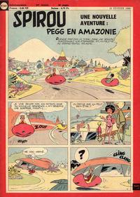 Cover Thumbnail for Spirou (Dupuis, 1947 series) #1141
