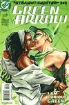 Cover for Green Arrow (DC, 2001 series) #28