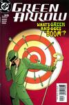 Cover for Green Arrow (DC, 2001 series) #35