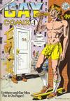 Cover for Gay Comix (Kitchen Sink Press, 1980 series) #1 [$1.25 cover price]