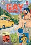 Cover for Gay Comix (Kitchen Sink Press, 1980 series) #3
