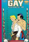 Cover for Gay Comics (Bob Ross, 1992 series) #18