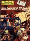 Cover for Illustrerte Klassikere (Serieforlaget / Se-Bladene / Stabenfeldt, 1954 series) #5 - Han kom først til Kina Marco Polo
