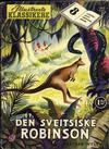 Cover for Illustrerte Klassikere (Serieforlaget / Se-Bladene / Stabenfeldt, 1954 series) #8 - Den svetsiske Robinson