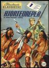 Cover for Illustrerte Klassikere (Serieforlaget / Se-Bladene / Stabenfeldt, 1954 series) #1 - Hjortedreper [2. opplag]