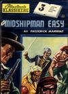 Cover for Illustrerte Klassikere (Serieforlaget / Se-Bladene / Stabenfeldt, 1954 series) #3 - Mr. Midshipman Easy
