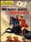 Cover for Illustrerte Klassikere (Serieforlaget / Se-Bladene / Stabenfeldt, 1954 series) #4 - Den vakre, svarte hesten
