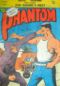 Cover Thumbnail for The Phantom (Frew Publications, 1948 series) #932