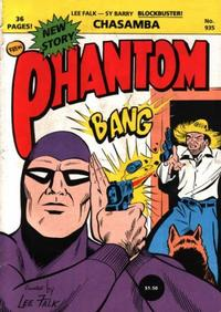 Cover Thumbnail for The Phantom (Frew Publications, 1948 series) #935