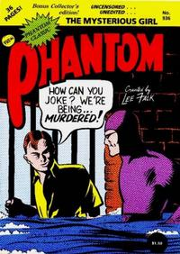 Cover Thumbnail for The Phantom (Frew Publications, 1948 series) #936
