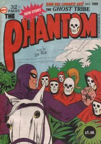 Cover Thumbnail for The Phantom (Frew Publications, 1948 series) #1035