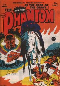 Cover Thumbnail for The Phantom (Frew Publications, 1948 series) #1067