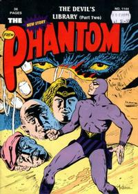 Cover Thumbnail for The Phantom (Frew Publications, 1948 series) #1144