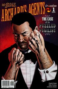 Cover Thumbnail for Archard's Agents (CrossGen, 2003 series) #v2#1