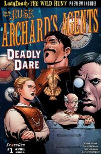 Cover Thumbnail for Archard's Agents (CrossGen, 2003 series) #v3#1