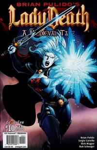 Cover Thumbnail for Brian Pulido's Lady Death: A Medieval Tale (CrossGen, 2003 series) #10