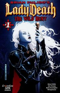 Cover Thumbnail for Brian Pulido's Lady Death: The Wild Hunt (CrossGen, 2004 series) #1