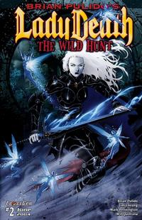 Cover Thumbnail for Brian Pulido's Lady Death: The Wild Hunt (CrossGen, 2004 series) #2