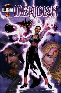 Cover Thumbnail for Meridian (CrossGen, 2000 series) #31