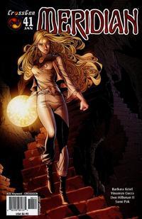 Cover Thumbnail for Meridian (CrossGen, 2000 series) #41