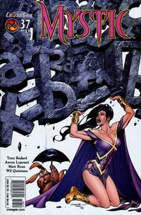 Cover Thumbnail for Mystic (CrossGen, 2000 series) #37
