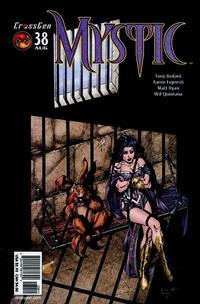 Cover Thumbnail for Mystic (CrossGen, 2000 series) #38
