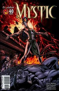 Cover Thumbnail for Mystic (CrossGen, 2000 series) #40