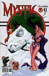 Cover Thumbnail for Mystic (CrossGen, 2000 series) #43