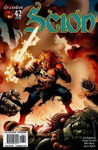 Cover Thumbnail for Scion (CrossGen, 2000 series) #42