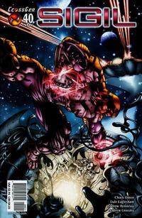 Cover Thumbnail for Sigil (CrossGen, 2000 series) #40