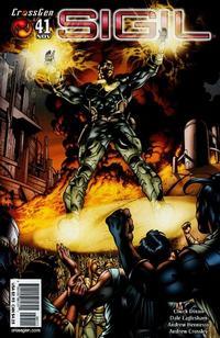 Cover Thumbnail for Sigil (CrossGen, 2000 series) #41