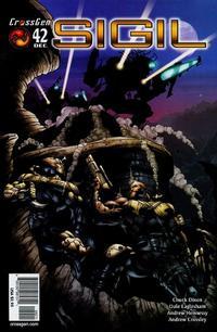 Cover Thumbnail for Sigil (CrossGen, 2000 series) #42