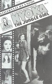 Cover Thumbnail for The Further Adventures of Nyoka the Jungle Girl (AC, 1988 series) #5