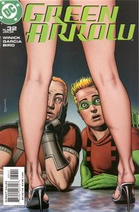 Cover Thumbnail for Green Arrow (DC, 2001 series) #32