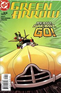 Cover Thumbnail for Green Arrow (DC, 2001 series) #33