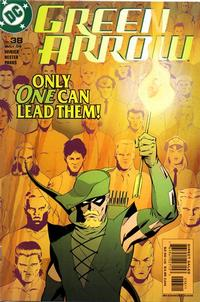Cover Thumbnail for Green Arrow (DC, 2001 series) #38