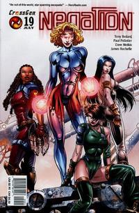 Cover Thumbnail for Negation (CrossGen, 2002 series) #19