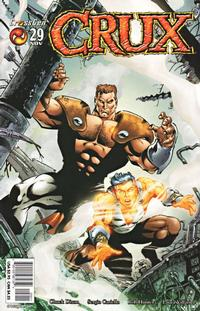 Cover Thumbnail for Crux (CrossGen, 2001 series) #29