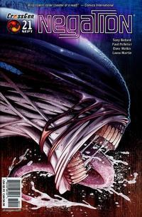 Cover Thumbnail for Negation (CrossGen, 2002 series) #21
