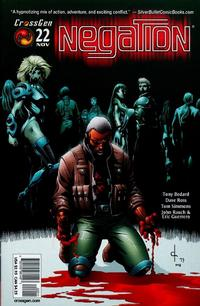 Cover Thumbnail for Negation (CrossGen, 2002 series) #22
