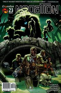 Cover Thumbnail for Negation (CrossGen, 2002 series) #23