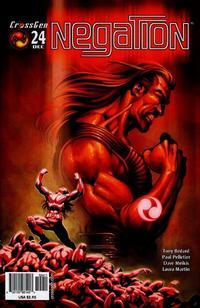 Cover Thumbnail for Negation (CrossGen, 2002 series) #24