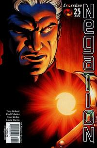 Cover Thumbnail for Negation (CrossGen, 2002 series) #25