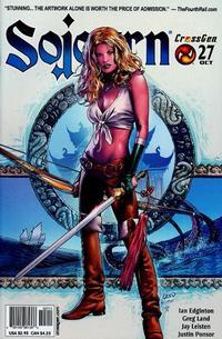 Cover Thumbnail for Sojourn (CrossGen, 2001 series) #27