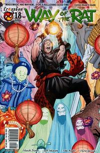 Cover Thumbnail for Way of the Rat (CrossGen, 2002 series) #18