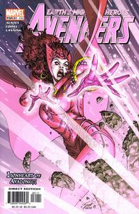 Cover Thumbnail for Avengers (Marvel, 1998 series) #81 (496) [Direct Edition]