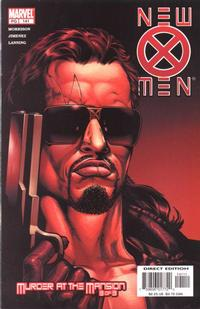 Cover Thumbnail for New X-Men (Marvel, 2001 series) #141