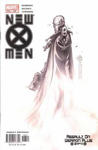 Cover Thumbnail for New X-Men (Marvel, 2001 series) #143 [Direct Edition]